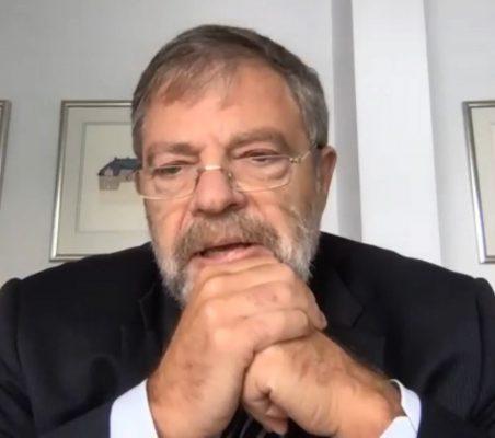 Embajador alemán, durante su intervención