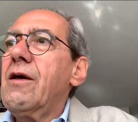 José Manuel González-Páramo, durante su intervención