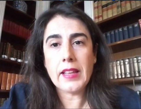 Carmen Castiella, AECID