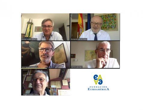 Embajadores; Presidente y Vicepresidentes de la Fundación Euroamérica