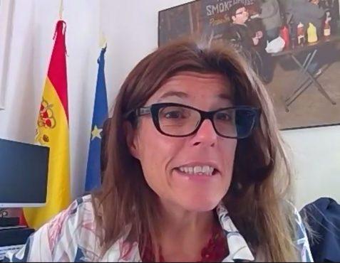 Ángeles Moreno, Secretaria de Estado