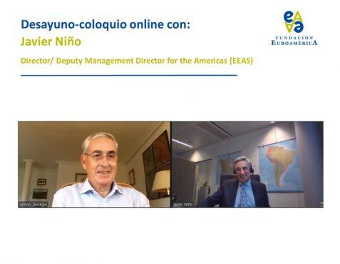Ramón Jáuregui y Javier Niño