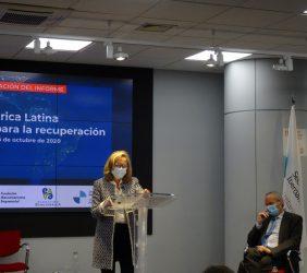 Vicepresidenta Calviño y Josep Piqué
