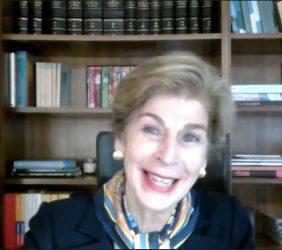 Embajadora Carolina Barco