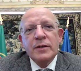 Ministro Santos Silva