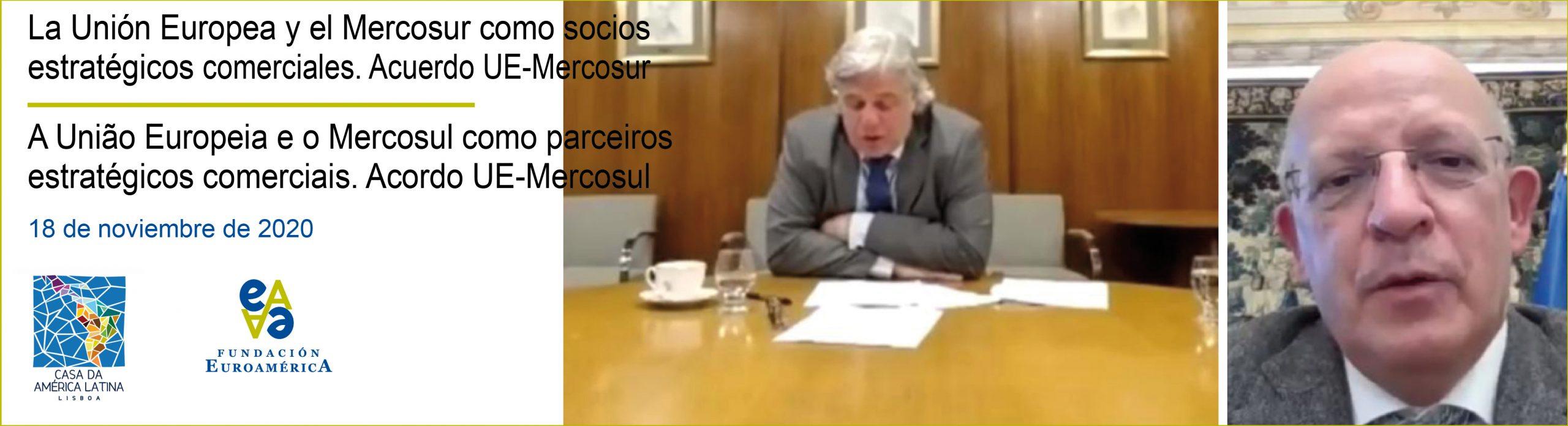 Online / Acuerdo UE-Mercosur