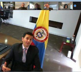 Superintendente Jorge Castaño