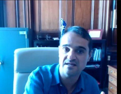Embajador Ángel Martín Peccis