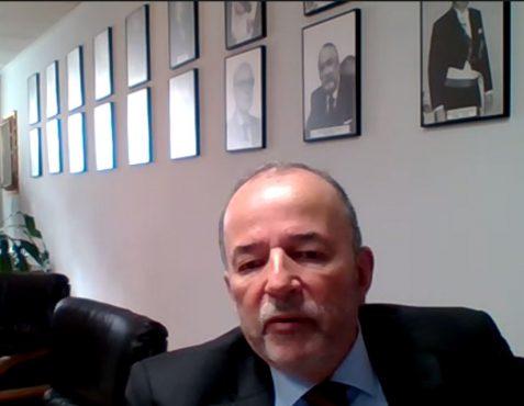 Embajador Claudio de la Puente Ribeyro