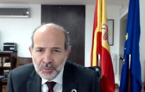 Marcos Gómez, Embajador de España en Colombia