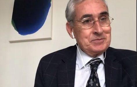 Ramón Jáuregui Presidente de la Fundación Euroamérica