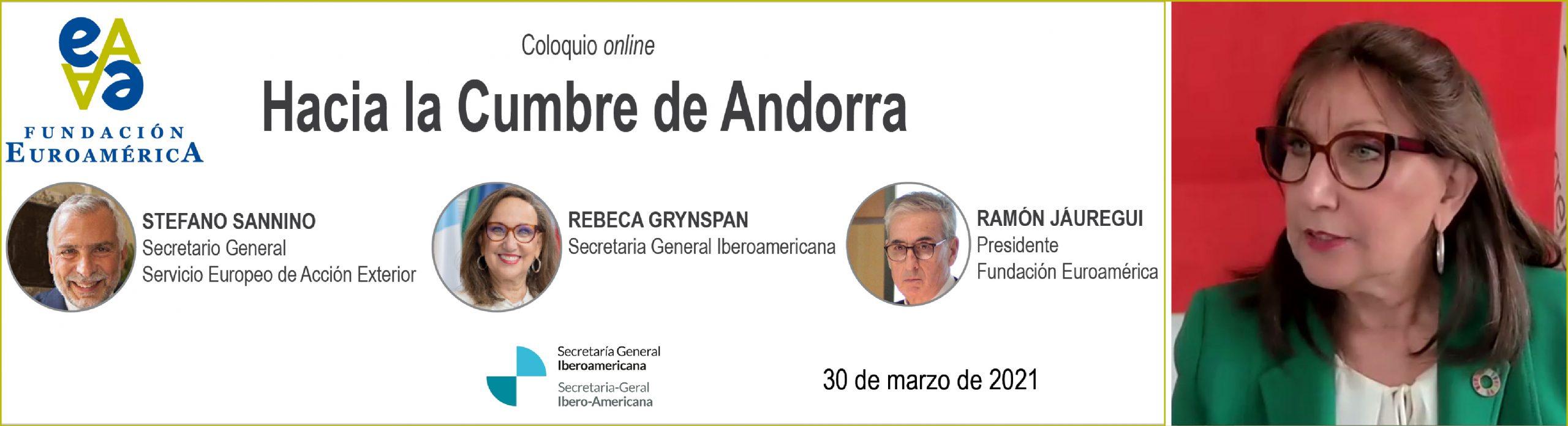 Hacia la Cumbre de Andorra