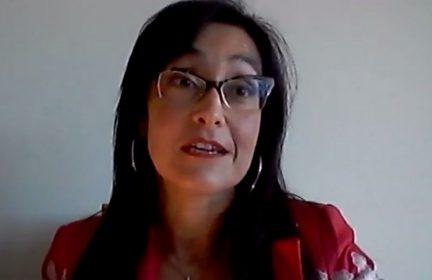 Cristina Valerio, Coordinadora de Casa da América Latina