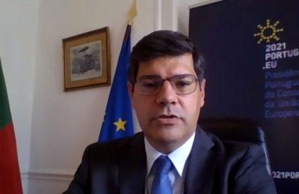 Eurico Brilhante Dias, Secretário de Estado da Internacionalização, Portugal