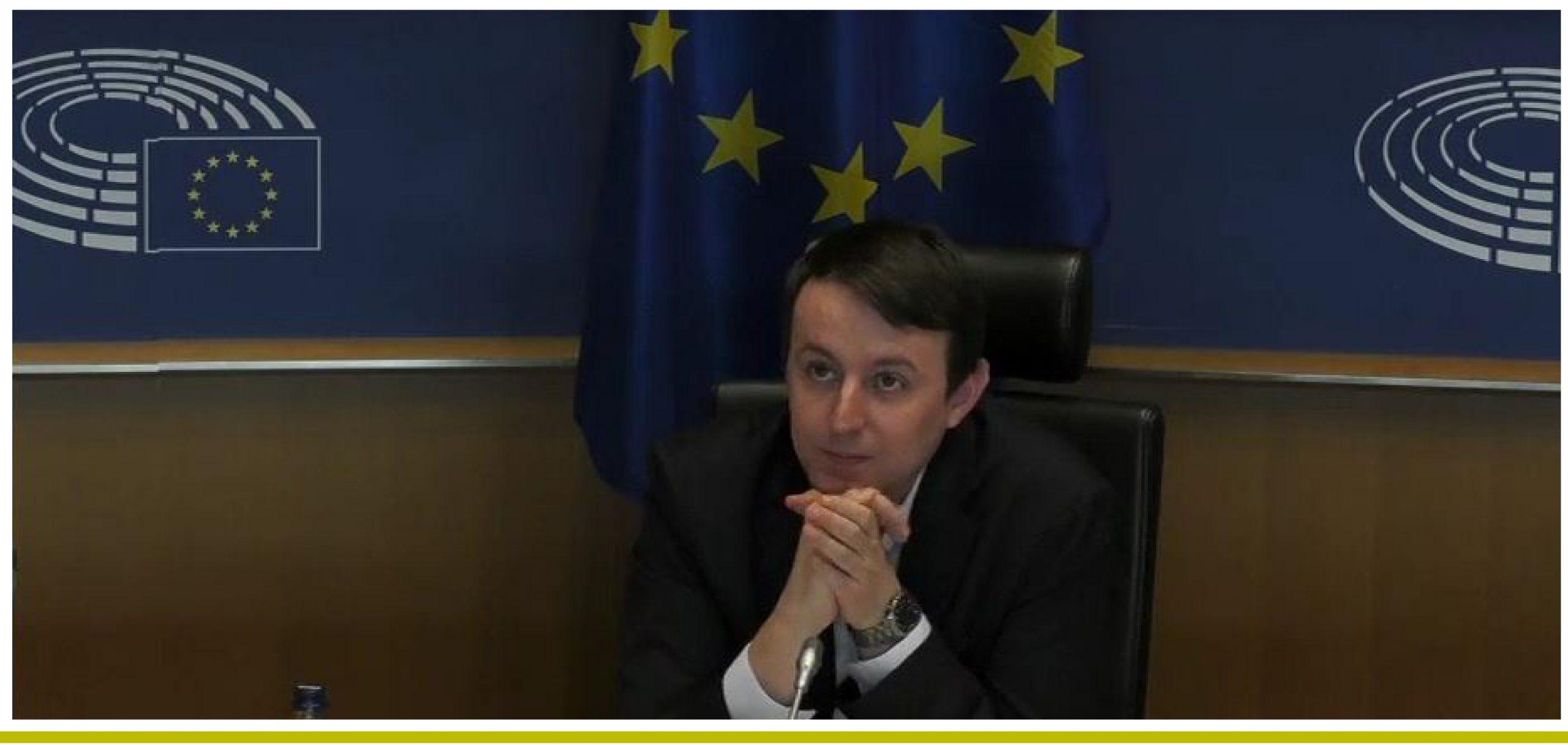 Presentación Informe / Parlamento Eur.