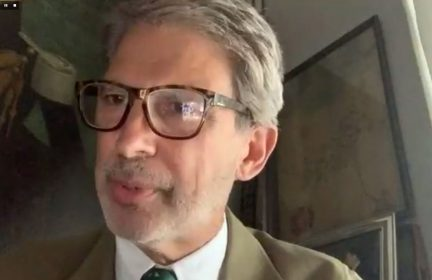 José Ignacio Salafranca, Vicepresidente de la Fundación