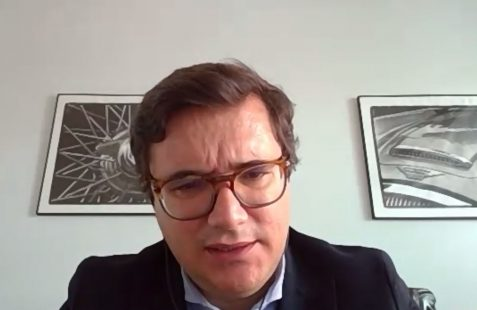 Luis Óscar Moreno, Director General de Diplomacia Económica, MAUEC