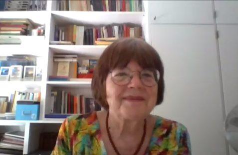 """Michi Strausfeld, autora de """"Mariposas amarillas y los señores dictadores. América Latina cuenta su historia"""""""