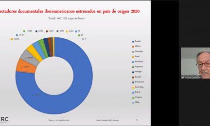 Ángel Durández presenta los datos