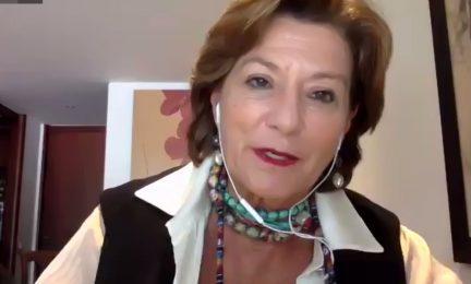 Claudia Triana, Directora de Proimágenes Colombia