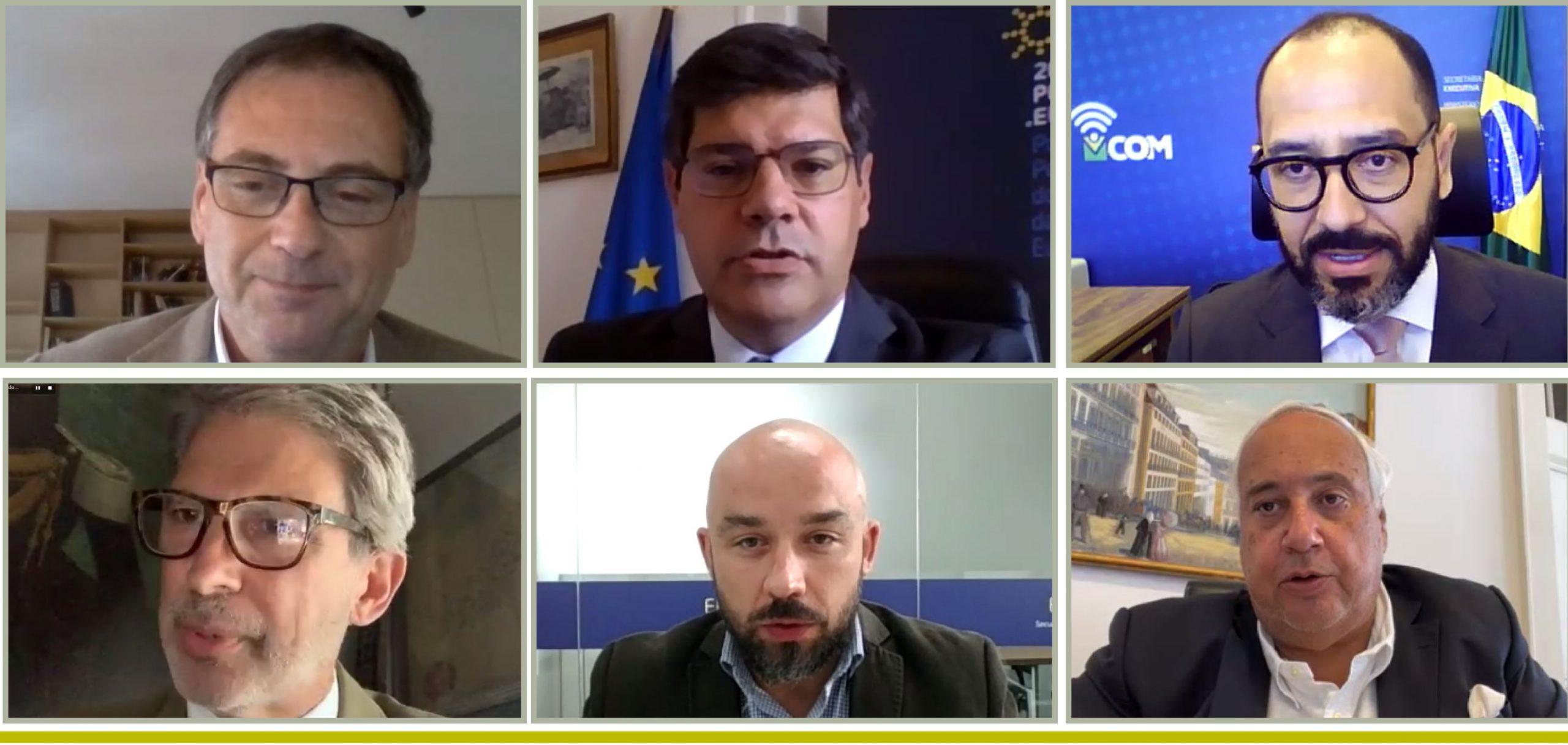 La Transformación Digital en Brasil. Áreas de cooperación con la Unión Europea