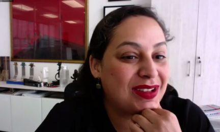 Estrella Araiza, Directora General del Festival Internacional de Cine en Guadalajara (FICG)