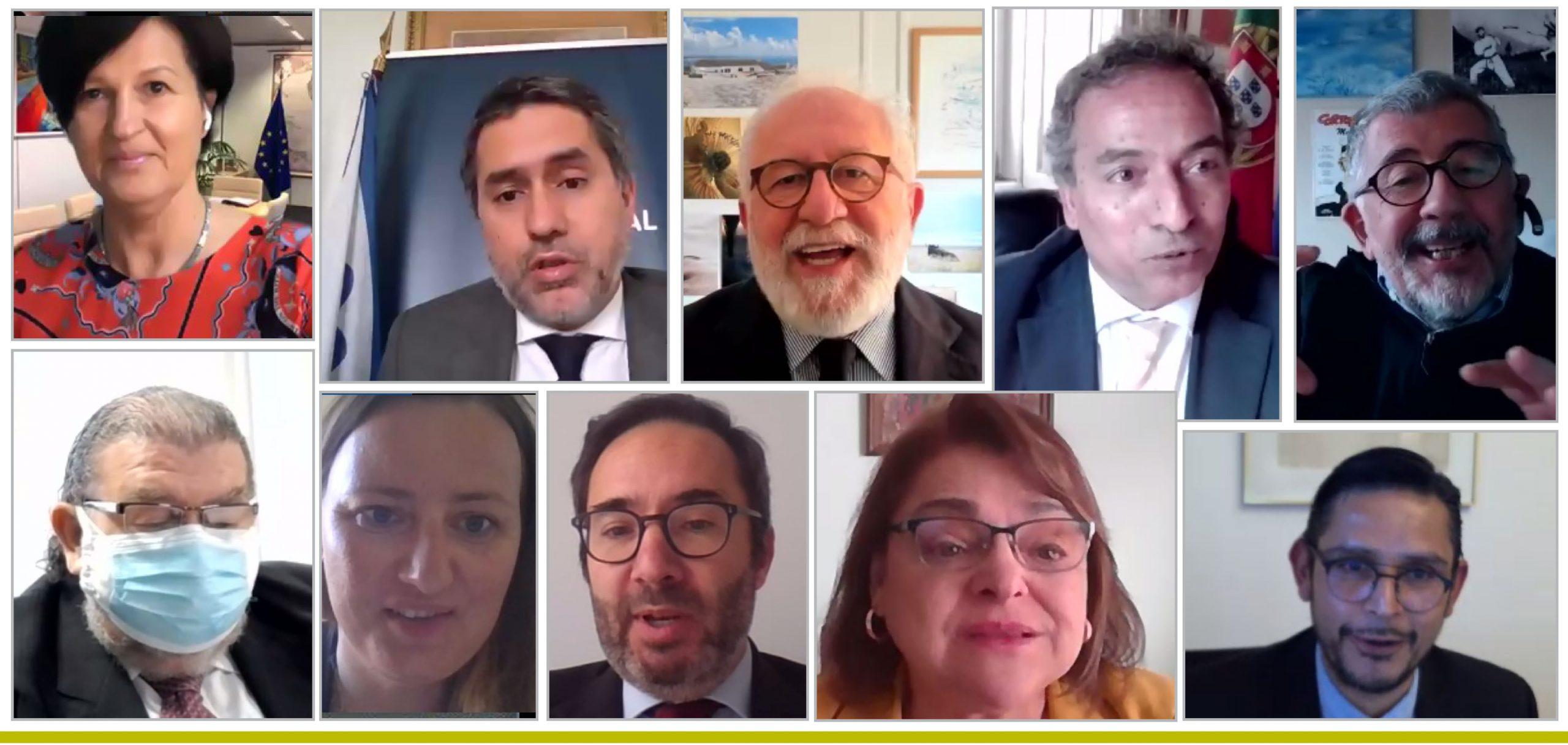 América Latina en la nueva política de Cooperación de la UE