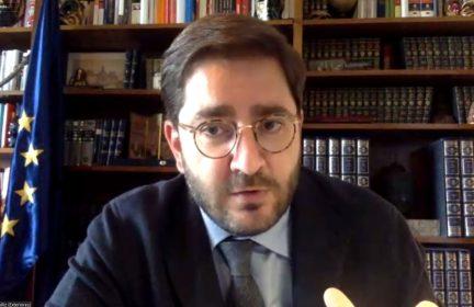 Manuel Muñiz, Secretario de Estado para la España Global