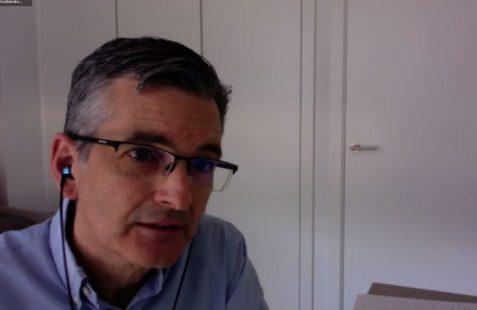 John Rutherford, Director Global de Relaciones Institucionales de BBVA