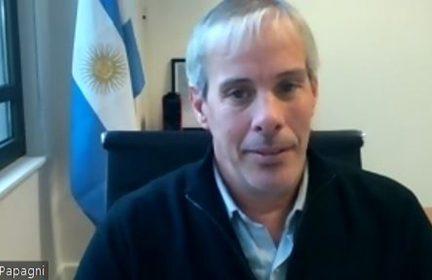 Luis Papagni, Subsecretario de Innovación Administrativa. Secretaría de Innovación Pública de Argentina