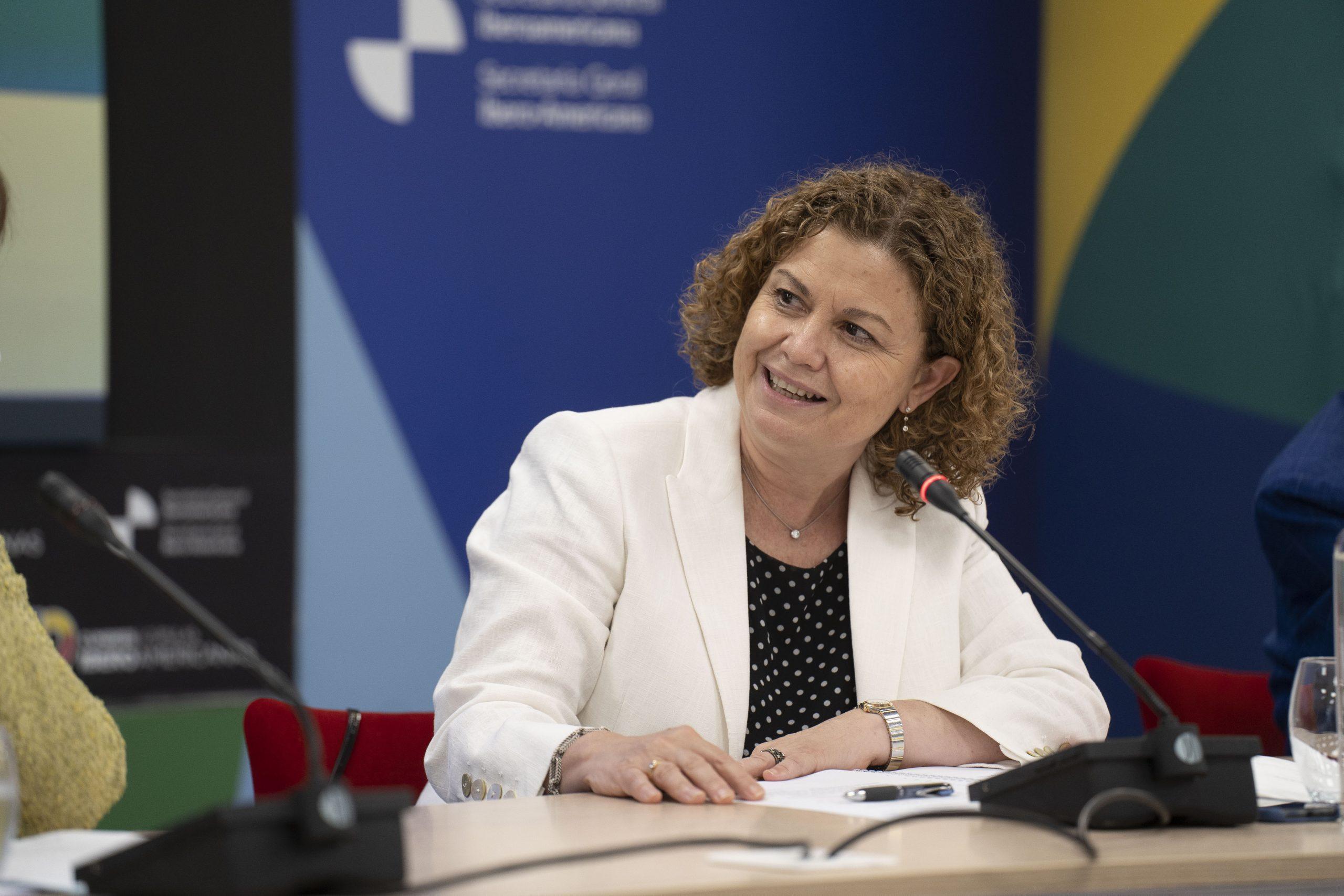 María Emilia Adán, Presidenta del Colegio de Registradores de España