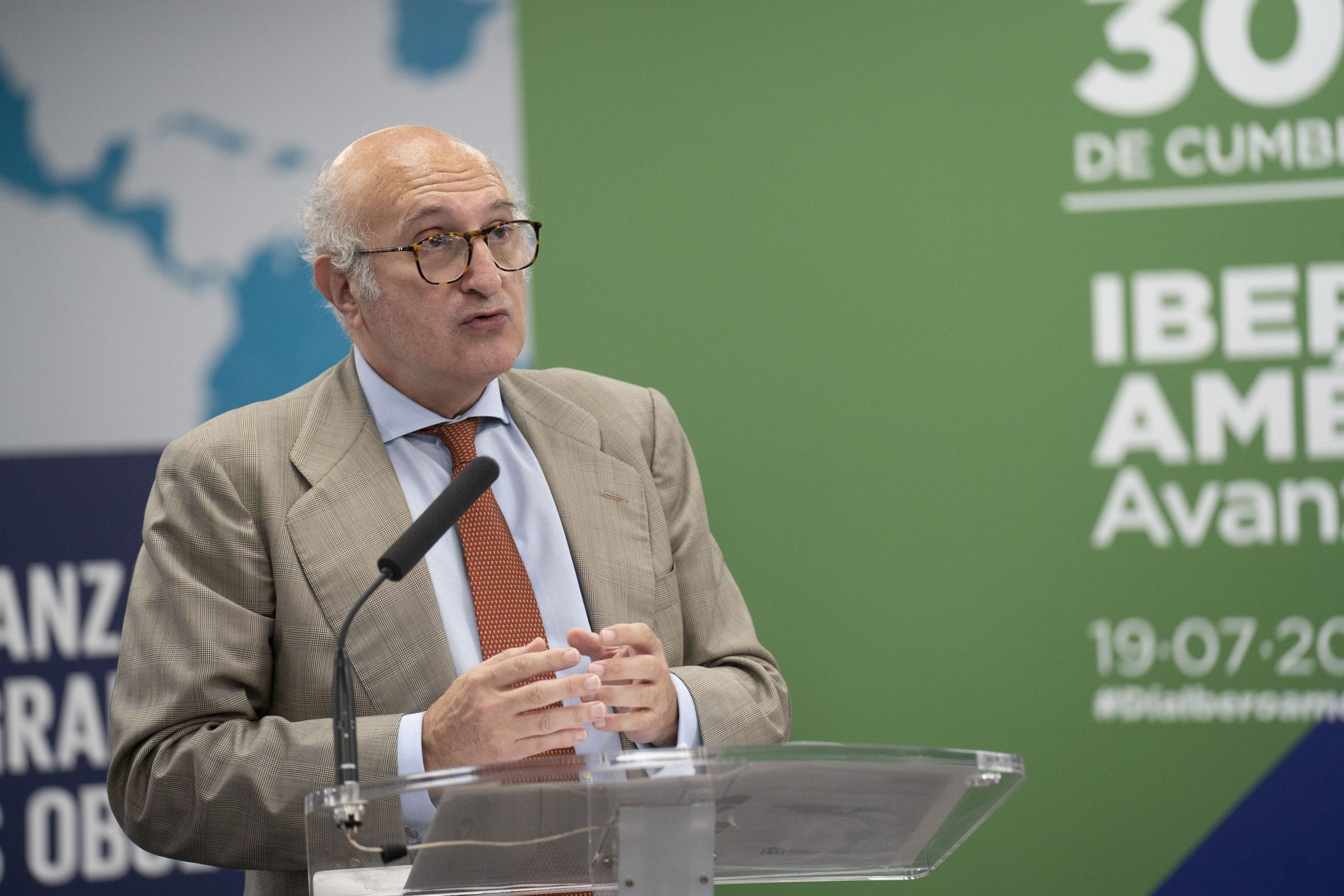Secretario de Estado para Iberoamérica y el Caribe y el Español en el Mundo, Juan Fernández Trigo