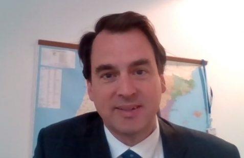 Christoph Wolfrum, Ministro de la Embajada de Alemania en España