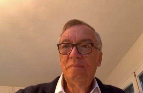 Caster Moser, Vicepresidente de la Fundación Euroamérica