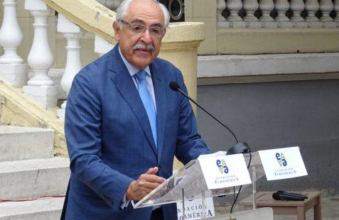 José Salvador Trigueros, Presidente del Instituto de Ingeniería