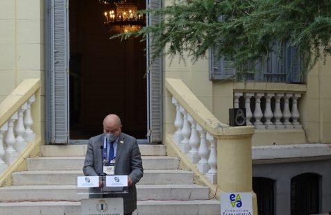 Beltrán Macchi, Presidente de FELABAN