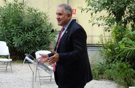 Giorgio Trettenero, Secretario General de FELABAN