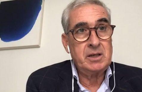 Ramón Jáuregui, Presidente de la Fundación