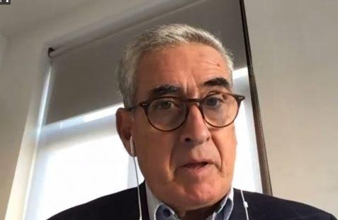 Ramón Jáuregui, Presidente de la Fundación Euroamérica