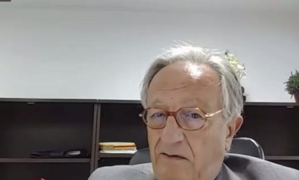 Ángel Durández presenta al Embajador de Eslovenia en España