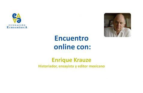 Enrique Krauze, invitación