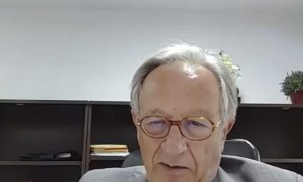 Ángel Durández, Vicepresidente Ejecutivo de la Fundación Euroamérica