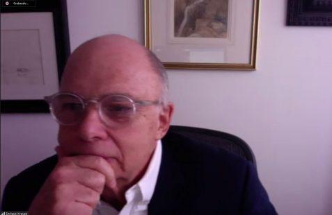 Enrique Krauze, invitado de honor